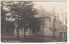 RPPC - Toledo, OH - The Smead School - early 1900s