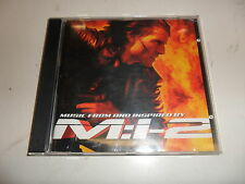 CD  Mission Impossible 2   Soundtrack (1)