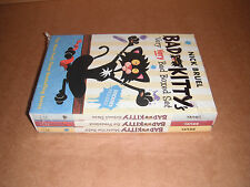 Bad Kitty's Very Bad Boxed Set by Nick Bruel Paperback NEW