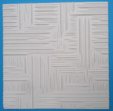Polystyrene Ceiling Tiles  - 50cm x 50cm  - 10mm Thickness - Pattern 'Nova'