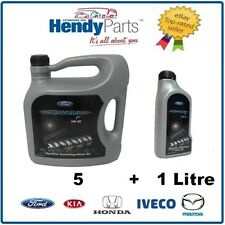 Multi Vehicle Genuine Ford Oil 5W 30 Formula F 6 litres Fully Synthetic