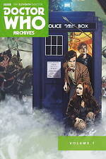 Doctor Who: The Eleventh Doctor Archives Omnibus: Volume one by Mark Buckingham…