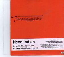 (DR646) Neon Indian, Hex Girlfriend - 2011 DJ CD