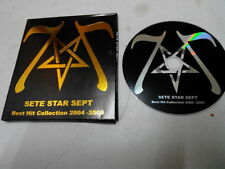 SETE STAR SEPT - BEST HIT COLLECTION 2004 - 2009 CD