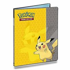 Ultra-Pro Pokemon Card Binder featuring Pikachu Album Portfolio Holder Protector