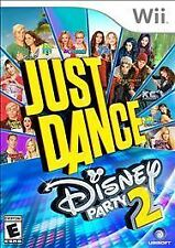 Just Dance: Disney Party 2 (Nintendo Wii, 2015) - BRAND NEW