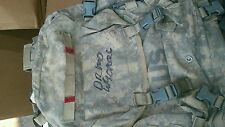 US Army Issue ACU Pattern Assault Pack / Bugout Bag   Damaged Condition