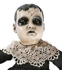 Gothic Creepy Haunted TALKING PRECIOUS BABY DOLL Haunted Horror Prop Decoration