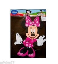 DISNEY MINNIE MOUSE HAPPY FOAM WALL 3D DECORATION STICKER FIGURE
