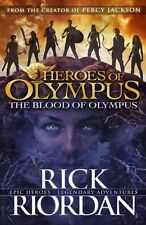 *NEW* - The Blood of Olympus (Heroes of Olympus Book 5) (PB) ISBN9780141339245)