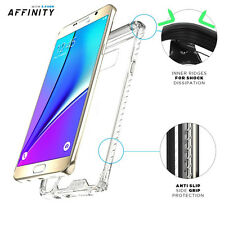 POETIC Affinity Thin/Clear Protective Bumper Case for Samsung Galaxy Note 5