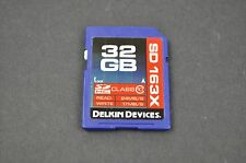 Delkin Devices 32GB Class 10 SDHC Memory Card DH9073