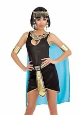 DREAMGIRL CLEOPATRA EGYPTIAN ADULT HALLOWEEN COSTUME SIZE LARGE