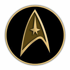 Magnetic Badge - Star Trek Insignia (Next Generation Voyager Deep Space Nine)