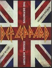Def Leppard : The Definitive Visual History (2011, Hardcover)