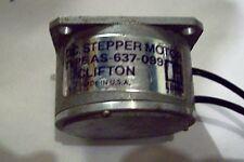 Recovered Ex Printer DC Stepper Motor AS-637-099. Good for Robotics drives etc