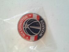 Brand New Sealed 2015 NBA Washington Wizards Season Ticket Holder Pin