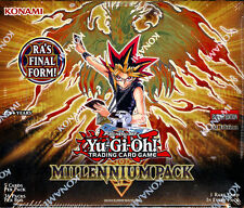 YU-GI-OH! YUGIOH MILLENNIUM PACK 1ST EDITION ENGLISH BOOSTER BOX SEALED NEW