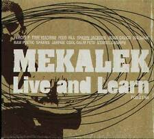 Mekalek - Live And Learn - Japan CD - 20Tracks
