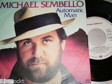 "7"" - Michael Sembello / Automatic Man - 1983 # 0018"