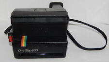 Polaroid Land Camera One Stwep 600 Rainbow Stripe