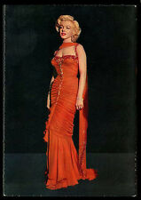 German MARILYN MONROE Glamour Pin-Up Red Gown 1950s ~ RECENT Arrival