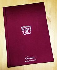 CARTIER Catalogue Jewellery Collection 2013 Jewelry Paris London New York