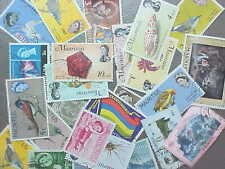 25 DIFFERENT MAURITIUS STAMP COLLECTION - LOT