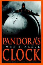 John J Nance - Pandoras Clock (1995) - Used - Trade Cloth (Hardcover)