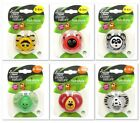 Tommee Tippee Baby Fun Style Closer To Nature Orthodontic Soother Pacifier 0-18m