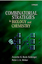 Combinatorial Strategies in Biology and Chemistry, Annette Beck–Sickinger