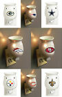 NFL PLUG IN WARMER USE WITH SCENTSY YANKEE WOODWICK - SELECT YOUR TEAM