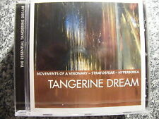 CD Tangerine Dream / The Essential – Album OVP