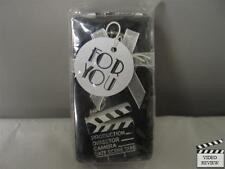 Movie Clapper Keychain; NEW; Giftboxed; Bow with Tag, Hard resin-like material