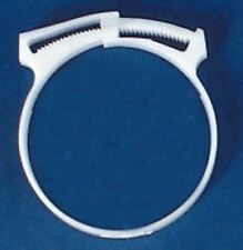 """Snap Grip Hose and Tube Clamp(One Only) - Grip Range .449"""" x .511""""       57130"""