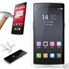 UK3C4U Genuine 0.33mm 2.5D Tempered Glass Screen Cover Protector For OnePlus One