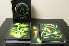 Alien Quadrilogy (DVD, 2003, 9-Disc Set) *Tested / Massive MUST HAVE Set