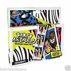 Party Animal Face Coasters Bar Coasters