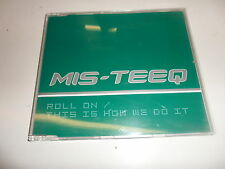 CD  Mis-Teeq  Roll on / This is How we do it