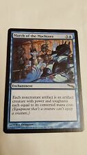 1x MARCH OF THE MACHINES - Rare - Mirrodin - MTG - NM - Magic The Gathering