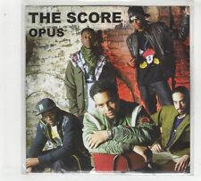 (GP900) The Score, Opus - DJ CD