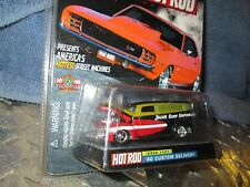 40 ford delivery HOT ROD mag 10 yrs Racing Champions issue #127 1/64 1 OF 9,999
