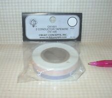 Cir-Kit 1001 Copper Tapewire: 15 feet for DOLLHOUSE Electrical Wiring