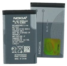 REPLACEMENT 3.7V Mobile Phone Battery for NOKIA BL-5C,BL-5CA,BR-5C