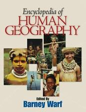 Encyclopedia of Human Geography-ExLibrary