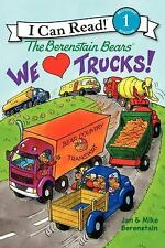 The Berenstain Bears: We Love Trucks! (I Can Read Book 1)