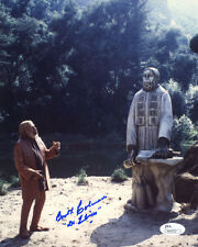 """(SSG) BOOTH COLMAN Signed 8X10 """"Planet of the Apes"""" Photo with a JSA COA"""