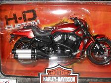 HARLEY DAVIDSON 2012 VRSCDX NIGHT ROD SPECIAL ORANGE   SERIES #33