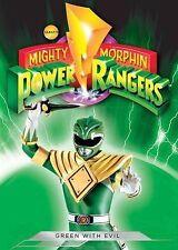 Mighty Morphin Power Rangers: Green With Evil DVD, Richard Steven Horvitz, Teren