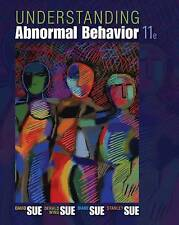 Understanding Abnormal Behavior Sue  Derald Wing 9781305088061